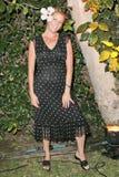 Lara Shriftman Elizabeth Harrison, KIRSTIN DAVIS royaltyfri foto