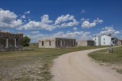 Laramie forte, Wyoming Immagine Stock Libera da Diritti