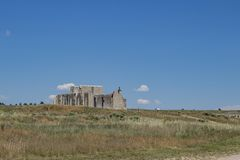 Laramie forte, Wyoming Fotografie Stock Libere da Diritti