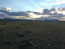 Laramie Wyoming Royalty Free Stock Photo