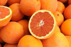 Laranja de Cara Cara, sinensis 'Cara Cara' do citrino fotos de stock royalty free