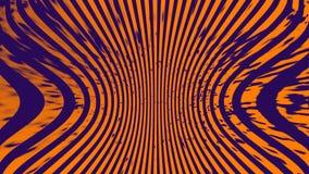 Laranja e fundo abstratos do duotone do purle Textura de intervalo m?nimo Textura azul e roxa do inclina??o na moda ilustração do vetor