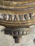 Laranja na oxidação Fotografia de Stock Royalty Free