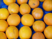 Laranjas da fruta Foto de Stock Royalty Free
