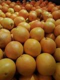 Laranjas orgânicas frescas Fotografia de Stock Royalty Free