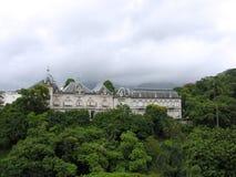 laranjeiras pałacu zdjęcie royalty free