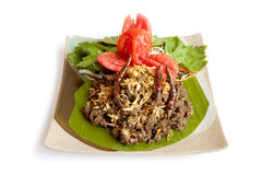 LARB MOO, Delicious Stock Photography