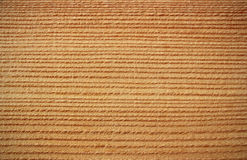 Larch wood surface - horizontal lines Stock Images