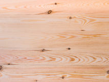 Larch wood texture table Royalty Free Stock Image
