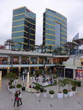 Larco Mar shopping mall, Lima Stock Photos