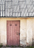 Larder door Royalty Free Stock Photo