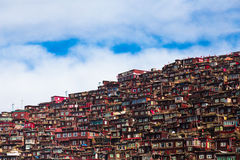 Larding Gar Sertar Sichuan China 2015 Stock Photography