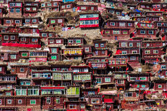 Larding Gar Sertar Sichuan China 2015 Stock Images