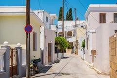 Lardos. Rhodes, Greece Stock Image