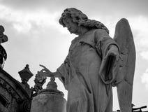 LaRecoleta kyrkogård Royaltyfria Foton