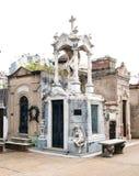 LaRecoleta kyrkogård Arkivfoton