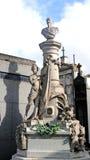 Larecoleta van de begraafplaats royalty-vrije stock foto