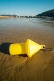 Laredo strand Fotografering för Bildbyråer