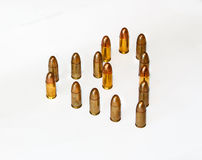 Lareira da munição Imagem de Stock