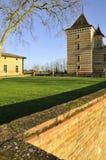lareole замока старое Стоковая Фотография RF