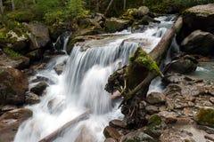 Lares-Wasserfälle Stockfotografie