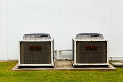 Large air condition Stock Images