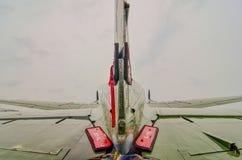 Large airplane body Royalty Free Stock Image