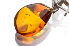 Large amber Stock Image