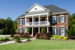 Large american house Stock Photo
