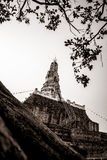The Large Ancient Pagoda Royalty Free Stock Images