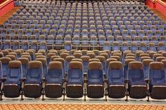 Large Auditorium. Large empty auditorium Stock Image