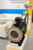 Large ball valve. Stock Image