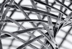 Large bamboo basket Royalty Free Stock Photography