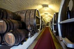 Large barrels Stock Photos