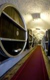 Large barrels Stock Images