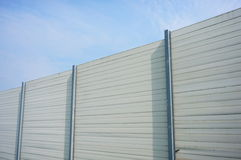 Large barrier Stock Photo