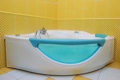 Large bathtub Stock Photography