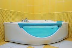 Large bathtub Royalty Free Stock Photography