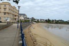 The large beach of Saint Lunaire