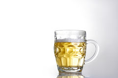 Large beer mug Stock Images