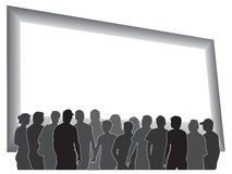 Large billboard Stock Images