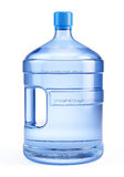 Large bottle of pure wate Royalty Free Stock Image