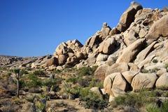 Large Boulders Stock Photo