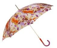Large bright umbrella Royalty Free Stock Photo