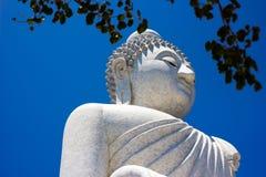 The large buddha Stock Photo