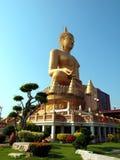 Large Buddha image Royalty Free Stock Images