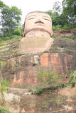 Large buddha  statue Stock Photos