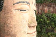 Large buddha statue Royalty Free Stock Photo