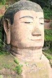 Large buddha statue Stock Photography
