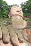 Large buddha statue Royalty Free Stock Image